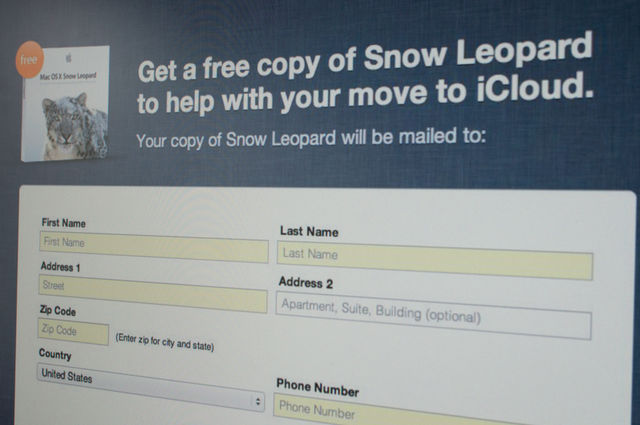 mobileme snow leopard 1020 stock