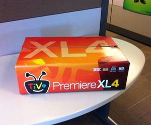 TiVo Premiere XL4 (ZATZ NOT FUNNY)