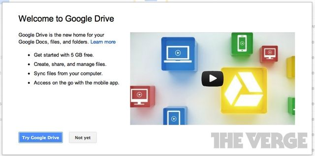 Gallery Photo: Google Drive