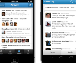 Twitter for iOS Android update