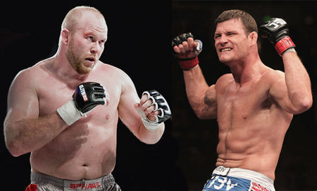 Bisping-Boetsch Taken Off of 148 Card -- Details Here