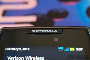 Gallery Photo: Motorola Droid RAZR Maxx review pictures