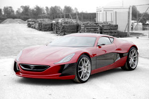 Rimac Automobili Concept One
