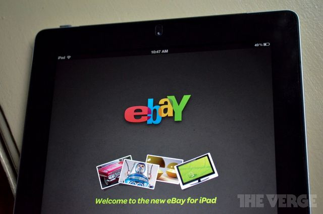 eBay 2.0 for iPad