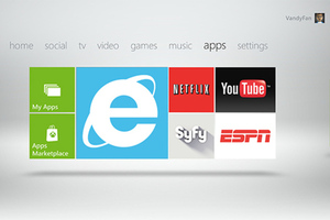 Xbox 360 Internet Explorer