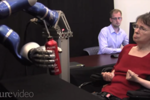 Brain Robot Arm