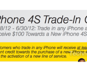 Sprint iPhone Trade-in