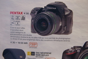 pentax k-30 leak (pentaxone)