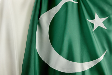 SHUTTERSTOCK pakistani flag