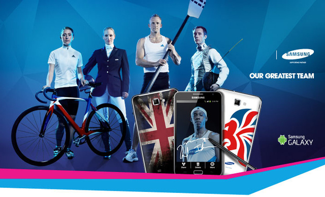 Galaxy Note Olympic Edition