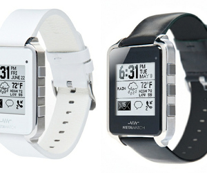 MetaWatch Bluetooth 4.0