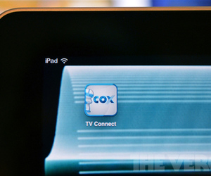iPad Cox TV Connect app icon