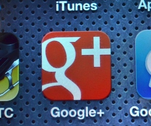 google plus ios