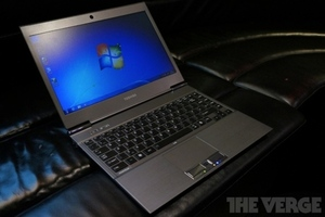 Gallery Photo: Toshiba Portege Z930 hands-on pictures