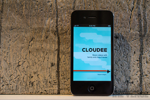 Gallery Photo: Cloudee for iOS hands-on pictures