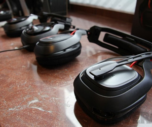 Gallery Photo: Astro Gaming A50 gaming headset gallery