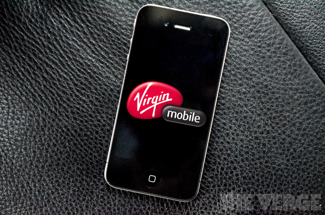 Virgin Mobile iPhone