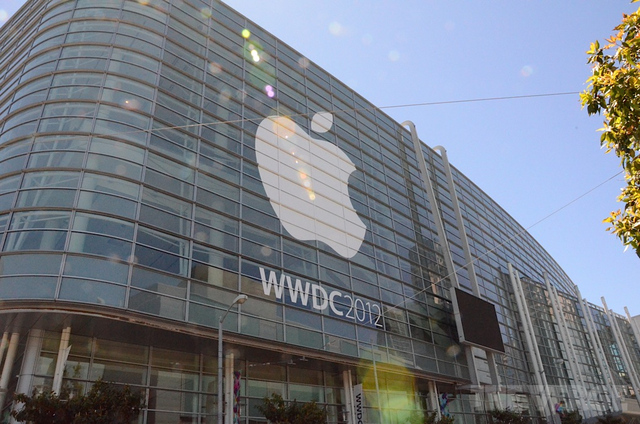 Apple WWDC 2012 venue