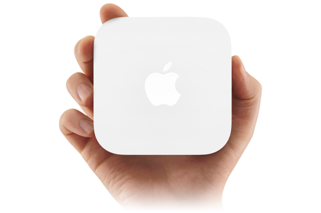 Gallery Photo: AirPort Extreme press pictures