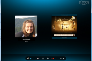 Skype Conversation ads
