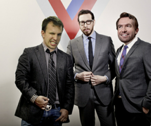 Vergecast (David, Josh, and Ross)