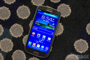 Samsung Galaxy S III Pebble Blue (STOCK)
