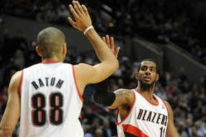 Word is that Blazers GM Neil Oshley is intent on matching offers for Batum.  What will the price tag end up being?