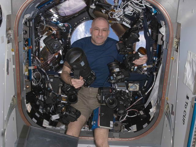 NASA Donald Pettit