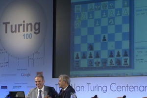 Kasparov Turing Centenary Conference