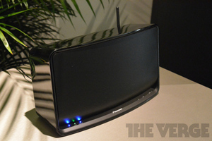 Gallery Photo: Pioneer Speaker with HTC Connect and AirPlay