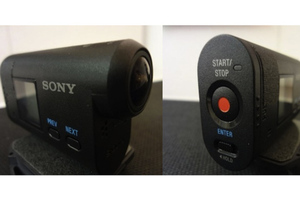 sony action camera
