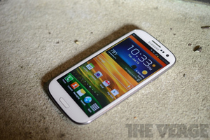 Gallery Photo: Samsung Galaxy S III for AT&T pictures