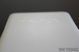 Gallery Photo: Special Google I/O edition Nexus 7 hands-on photos