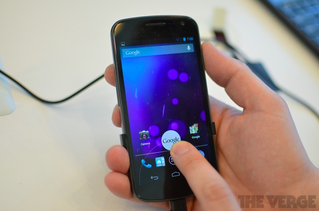 Gallery Photo: Android 4.1 Jelly Bean hands-on pictures