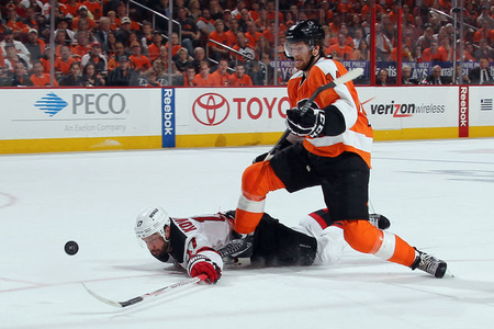 Sean Couturier was 17 years old when Ilya Kovalchuk signed a 17-year deal.