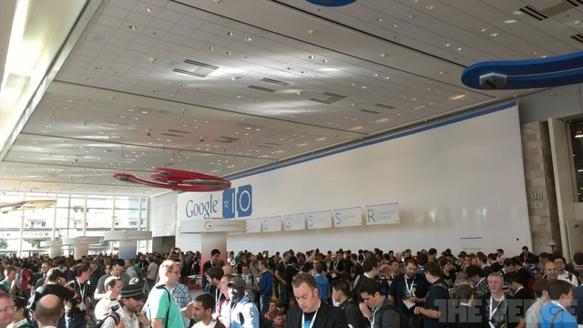 Google I/O stock