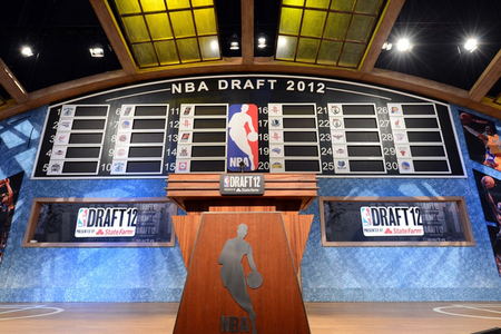 2012 NBA Draft!!!....Anthony Davis Goes To New ORLEANS!!