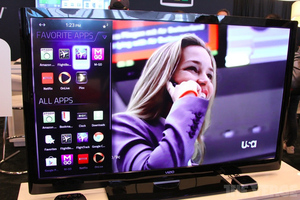Gallery Photo: Vizio Co-Star at Google I/O 2012