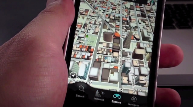 upnext 3d mapping app ios