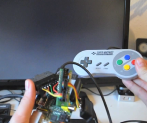 snes raspberry pi