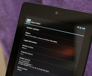 n7 android 4.1.1