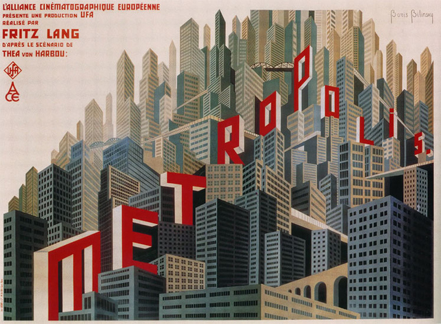 Metropolis poster