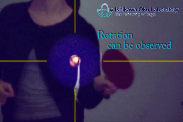 motion tracking (oku ishikawa lab)