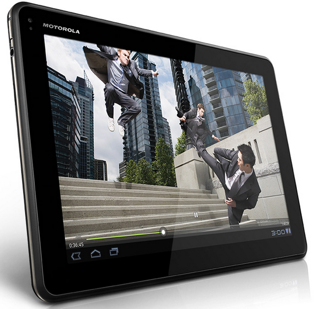 Xoom Tablet