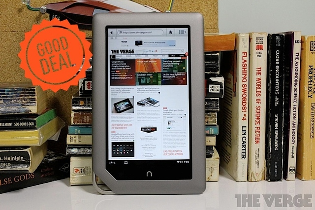 Nook Tablet Good Deal