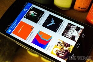 Rdio Android update