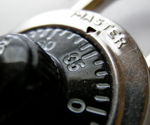 Combination Lock (Flickr)