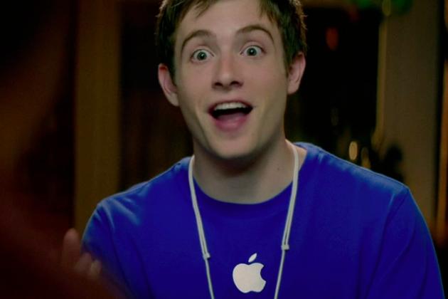 terrible apple ad mascot
