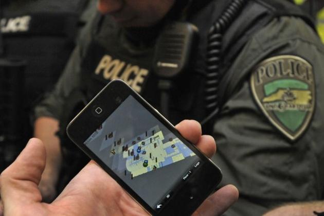 uncc police app