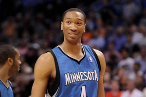 Things are about to get interesting on Planet Orange, and Wesley Johnson could be a big part of that.